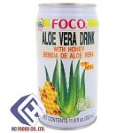 Aloe Vera Drink with Honey