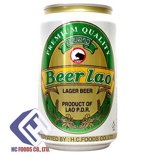 Beer Lao Can