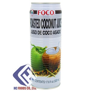 Roasted Coconut Juice
