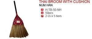 THAI BROOM WITH CUSHION