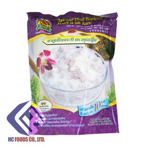 INSTANT THAI TAPIOCA PEARL WITH TARO