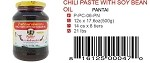 CHILI PASTE WITH SOY BEAN OIL