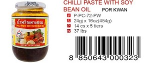 CHILLI PASTE WITH SOY BEAN OIL