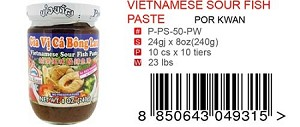 VIETNAMESE SOUR FISH PASTE