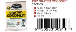 FRZ GRATED COCONUT