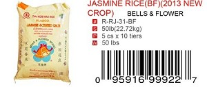 JASMINE RICE(BF)(2013 NEW CROP)