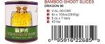 BAMBOO SHOOT SLICES