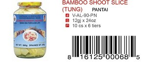 BAMBOO SHOOT SLICE (TUNG)