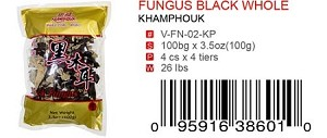 FUNGUS BLACK WHOLE