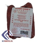 CALIFORNIA SAUSAGE CHINESE BRAND SPICY PORK SAUSAGES